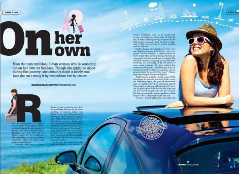 Times World Travel Deepika Feet On the Map