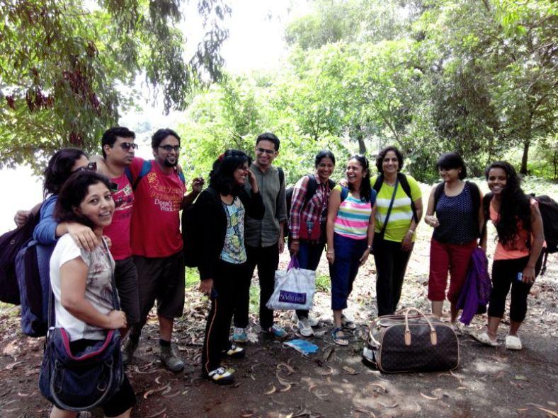 travelers, Deepika Gumaste, Feet on the map