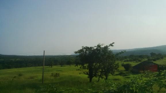 Feet on the map, Konkan, vengurla