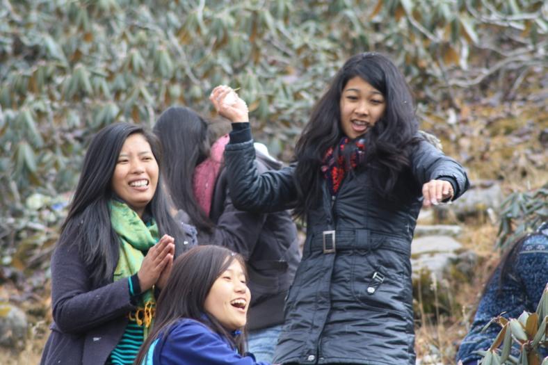Sikkim, East Sikkim, Himalayas