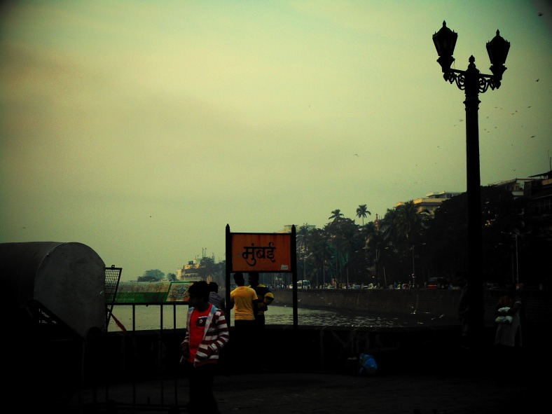 Feet on the map, Mumbai, Murud, Gateway, Deepika