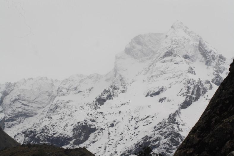 Feet on the map, Seema, Har ki Doon, trek, Himalayas, India, Deepika, Ata peak, Swargrohini