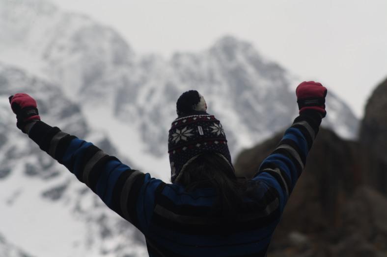 Feet on the map, India, Deepika, YHAI, Har Ki Doon, Himalayas