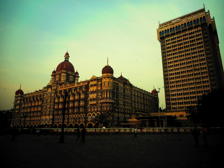 Taj Mumbai, Feet on the Map, Travel blogger of India