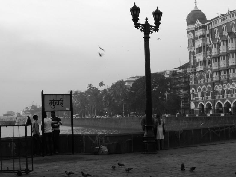 Mumbai, Feet on the Map, Deepika