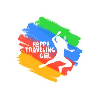 Feet on the Map, Happy Traveling Girl, Deepika Gumaste