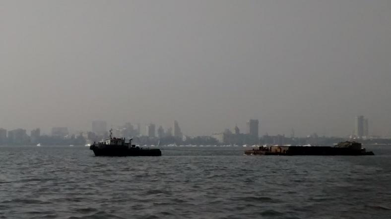 Mumbai sealine, Travel blogger in Mumbai, Travel blogger in India, Deepika Gumaste