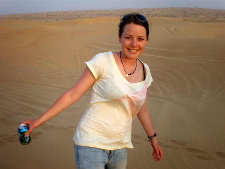Feet on the Map, Mapping Megan, Travel bloggers in India