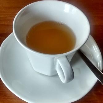 The Lemon tea--- A must