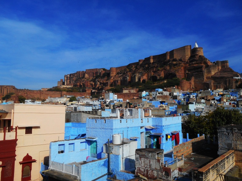 Famed city of Jodhpur.JPG